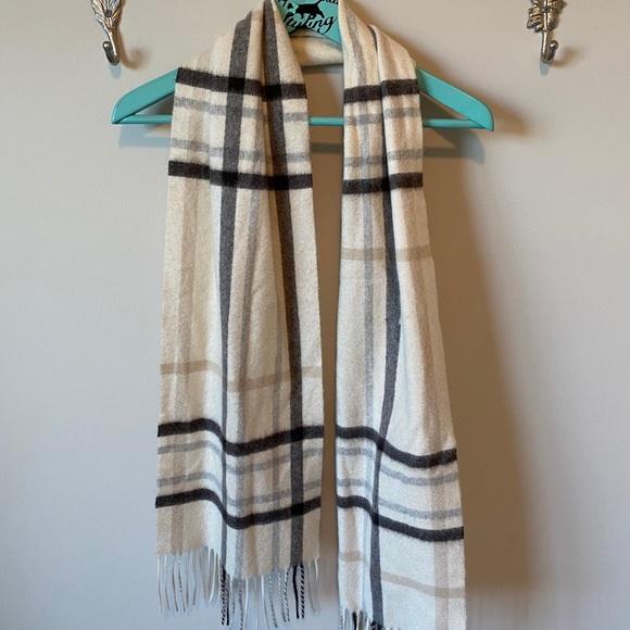 Charter club cashmere scarf
